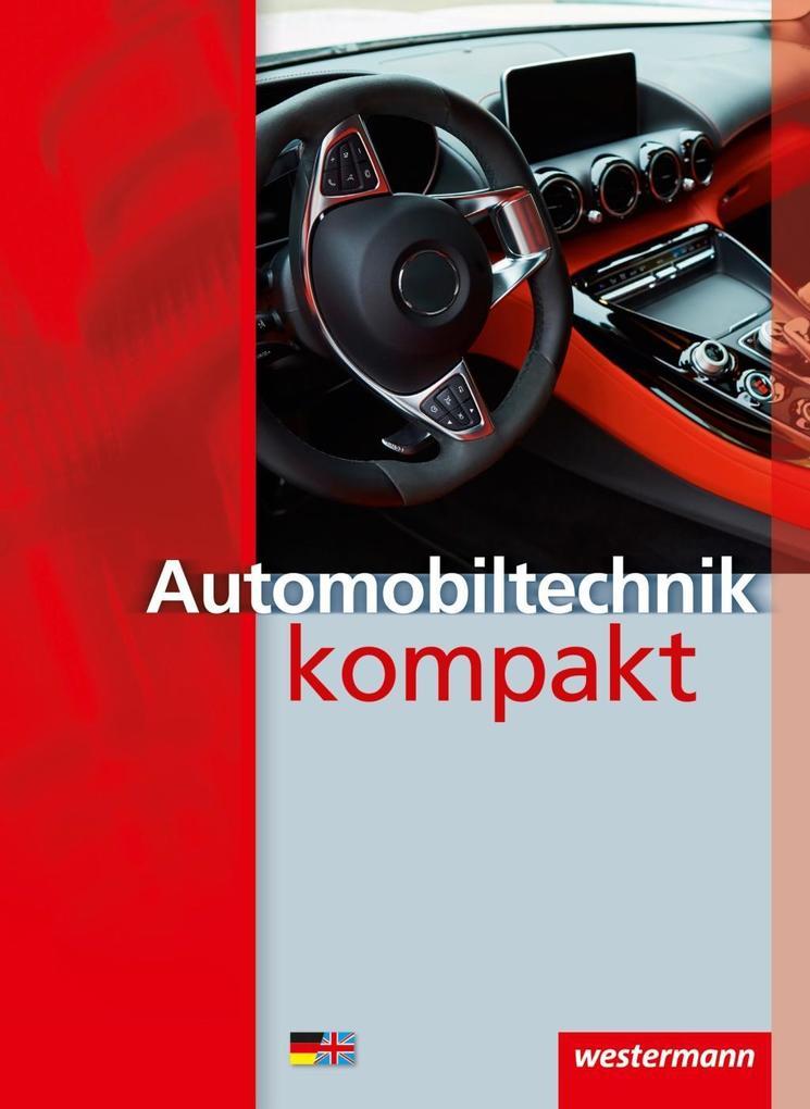 Automobiltechnik kompakt. Schülerband als Buch