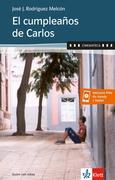 El cumpleaños de Carlos. Buch + Online-Angebot