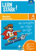 LERNSTARK - Fit in der Grundschule. Deutsch Rechtschreibung 4: Lern- und Übungsbuch