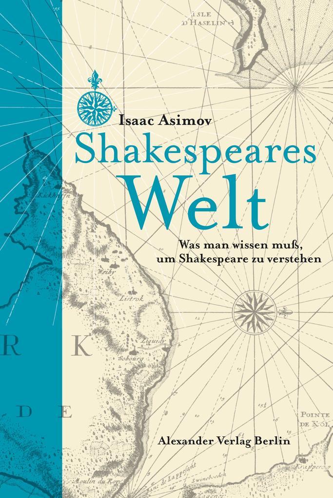 Shakespeares Welt als Buch