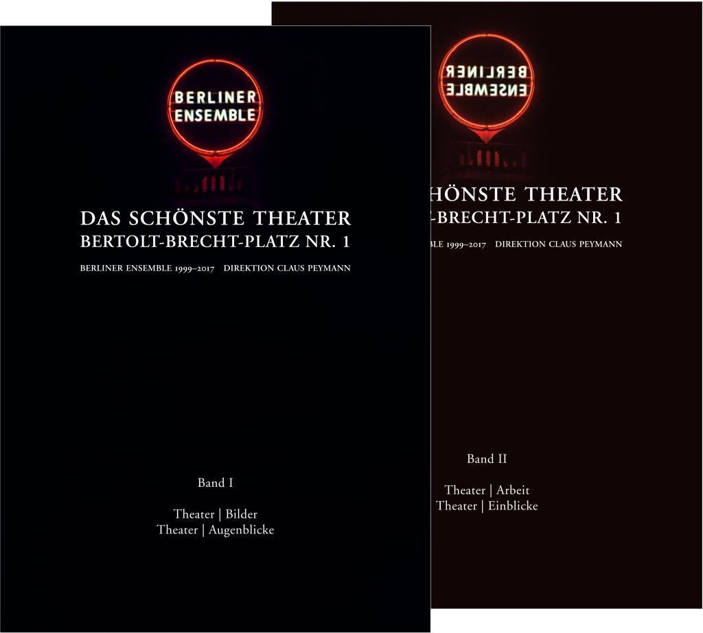 Das schönste Theater. Bertolt-Brecht Platz Nr. ...