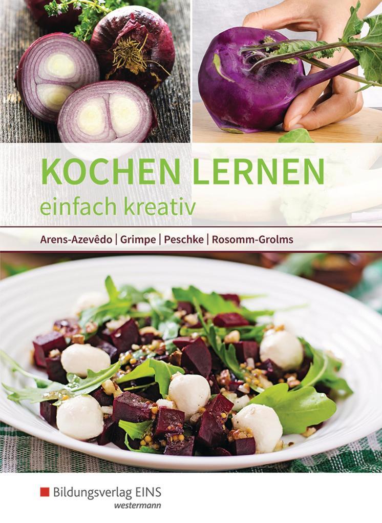 Kochen lernen. Schülerband als Buch (gebunden)