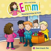 Emmi - Emmi braucht Mut, Audio-CD