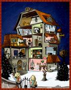 Zettelkalender - Se.Cr.Et-Kids - Finde den Weihnachtsschatz