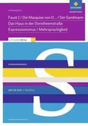 Abitur 2019 Deutsch: Schülerpaket Leistungskurs zum Abitur 2019. Nordrhein-Westfalen