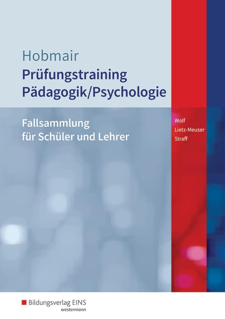 Pädagogik / Psychologie. Prüfungstrainer als Bu...