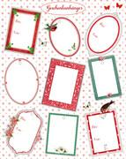 Geschenkpapier-Buch - Schöner Schenken (Blumenkinder)