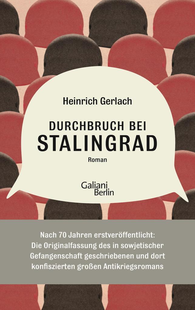 Durchbruch bei Stalingrad als eBook