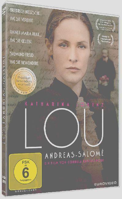 Lou Andreas-Salomé als DVD