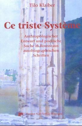Ce triste Système als Buch