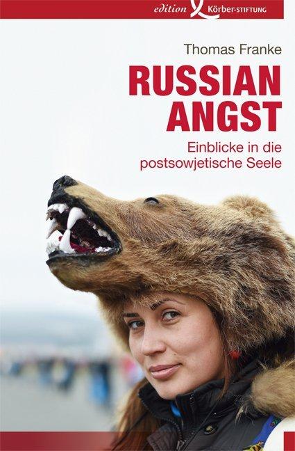 Russian Angst als Buch von Thomas Franke