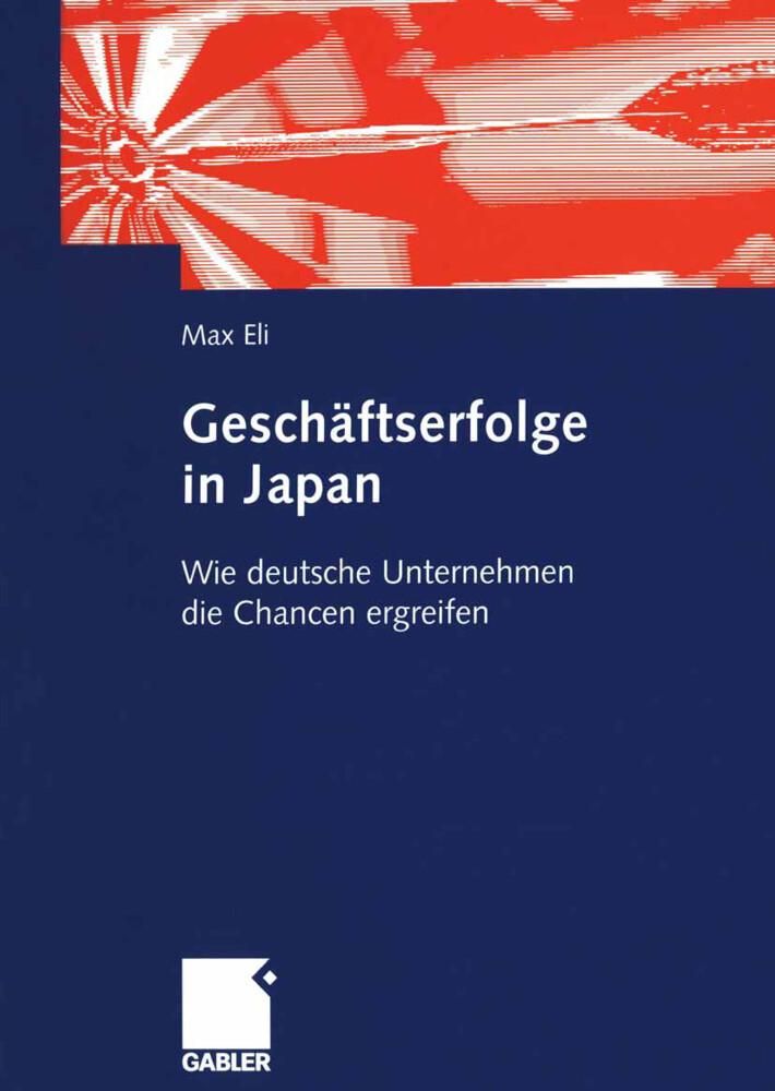 Geschäftserfolge in Japan als Buch