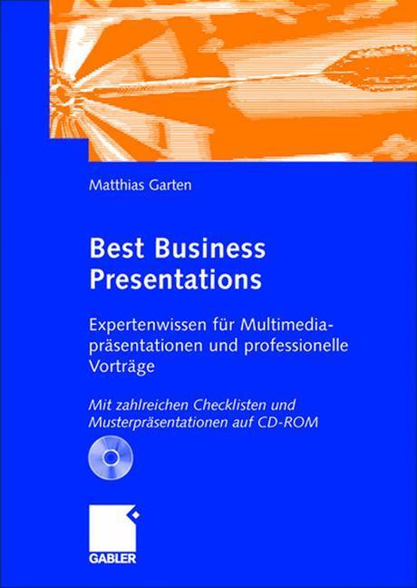 Best Business Presentations als Buch