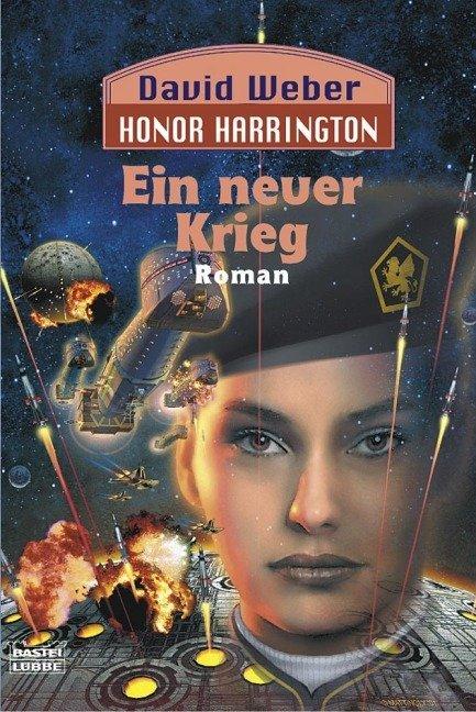 Honor Harrington. Ein neuer Krieg als Taschenbuch
