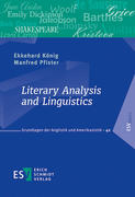 Literary Analysis and Linguistics