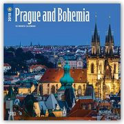Prague and Bohemia 2018 Wall Calendar
