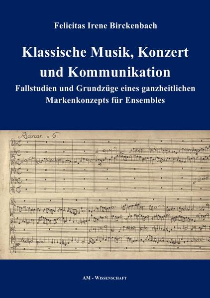 AM-Wissenschaft / Klassische Musik, Konzert und...