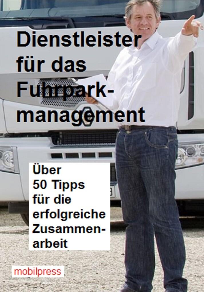 Dienstleister für den Fuhrpark als eBook Downlo...