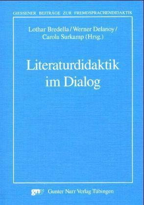 Literaturdidaktik im Dialog als Buch