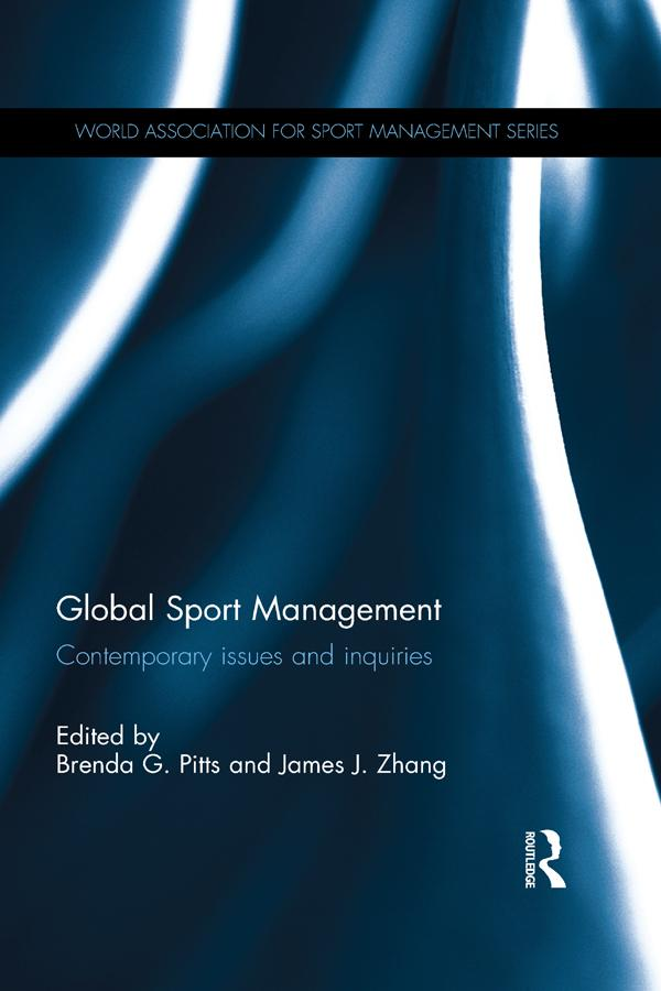 Global Sport Management als eBook Download von