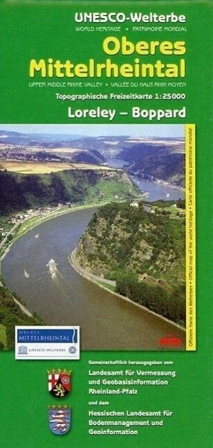 Unesco-Welterbe Oberes Mittelrheintal 2. Lorele...