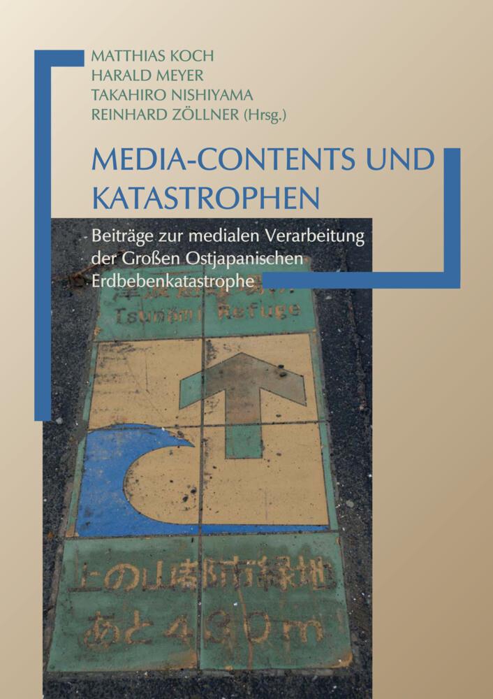 Media-Contents und Katastrophen als Buch von