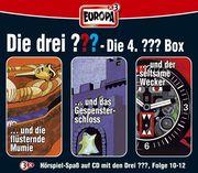 Die drei ??? Box 04. Folgen 10-12 (drei Fragezeichen) 3 CDs