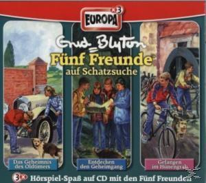 Fünf Freunde Box 03. Folgen 32, 33, 36. 3 CDs als Hörbuch