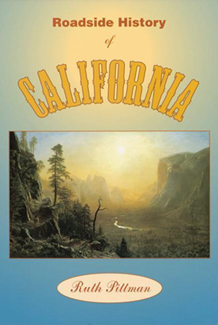 Roadside History of California als Taschenbuch