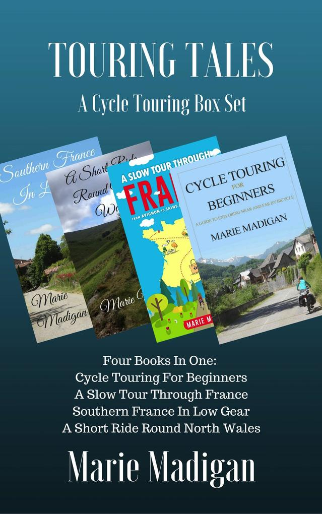 Touring Tales: A Cycle Touring Box Set als eBoo...
