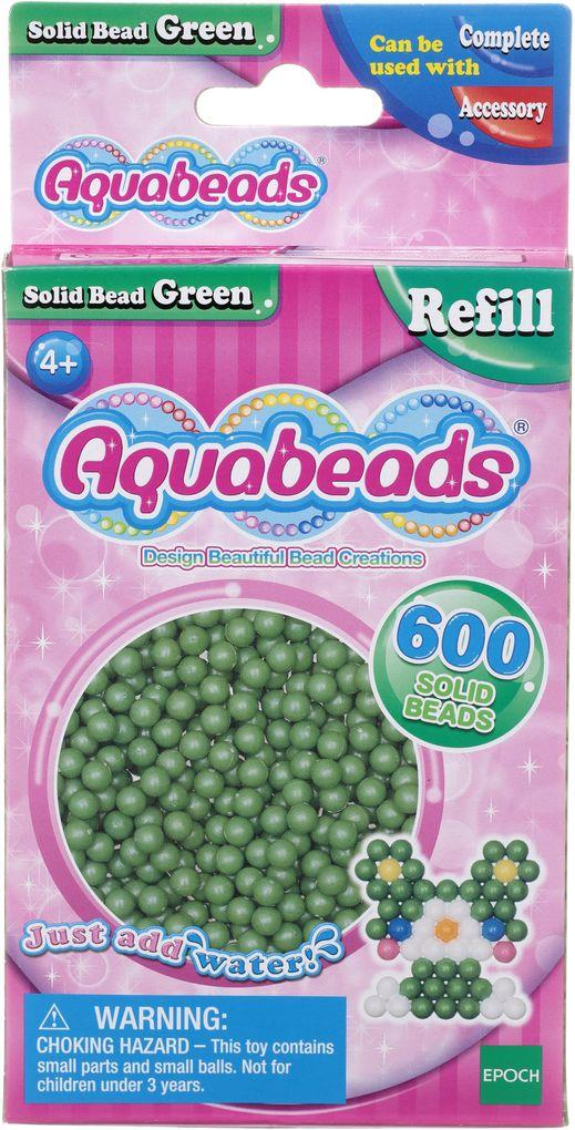 Aquabeads - Refill - Perlen, grün