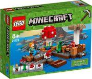 LEGO® 21129 - Minecraft, Pilzinsel