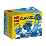 LEGO® Classic 10706 - Kreativ-Box Blau