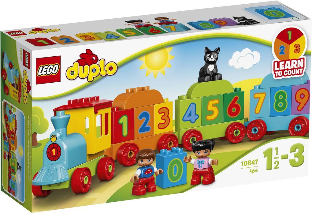 LEGO® DUPLO® - 10847 Zahlenzug als sonstige Artikel