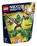 LEGO® Nexo Knights 70364 - Action Aaron