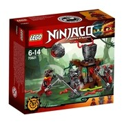 LEGO® Ninjago 70621 - Vermillion Falle