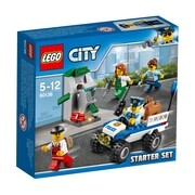 LEGO® City 60136 Polizei-Starter-Set