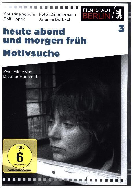 Film Stadt Berlin;(3)Heute/Motivsuche