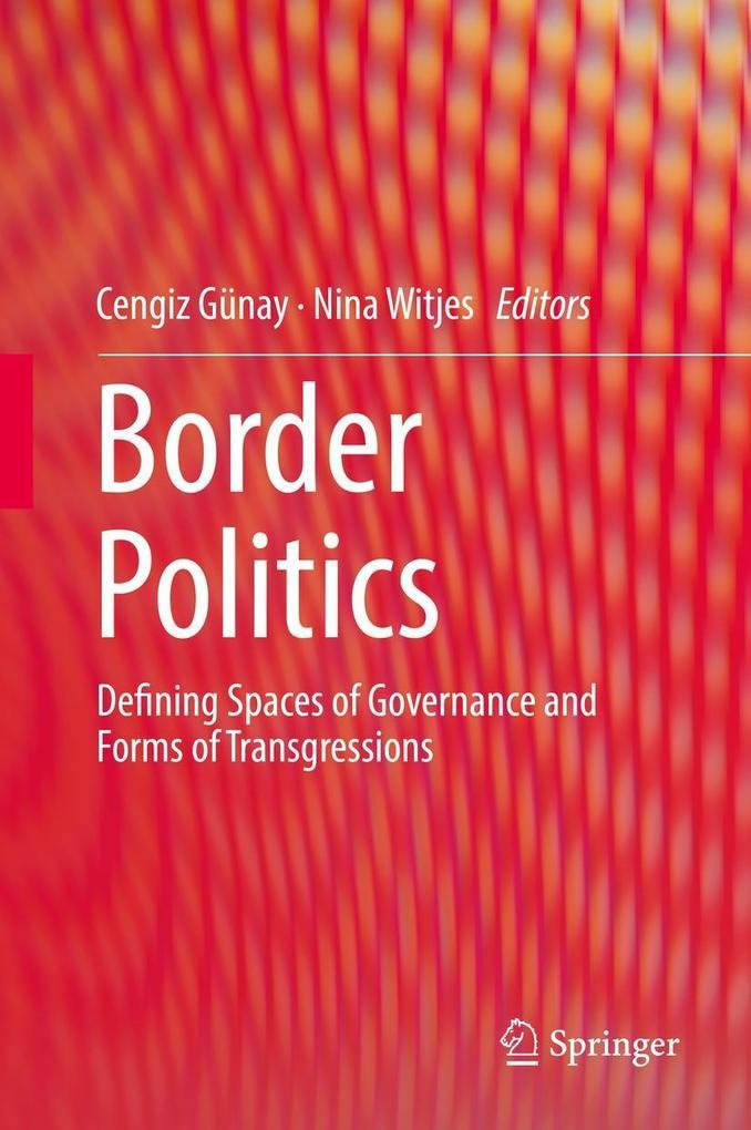 Border Politics als eBook Download von