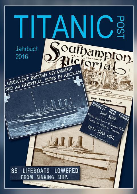 Titanic Post als Buch von