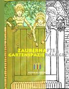 Zauberhafte Gartenspaziergänge (Ausmalbuch)