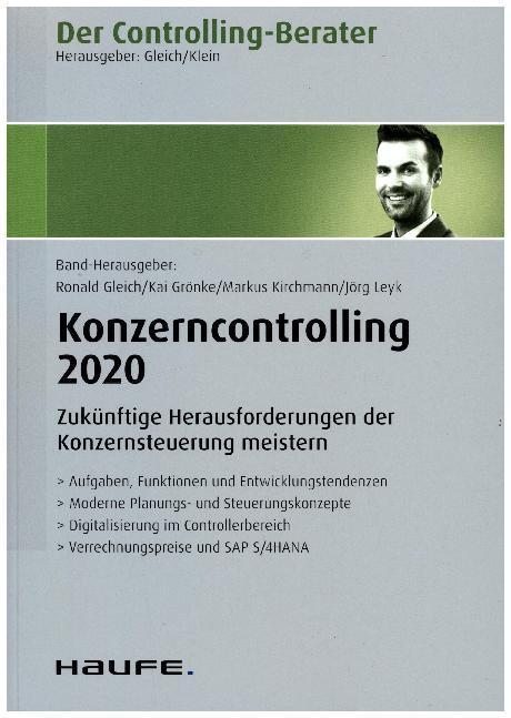 Konzerncontrolling 2020 als Buch von
