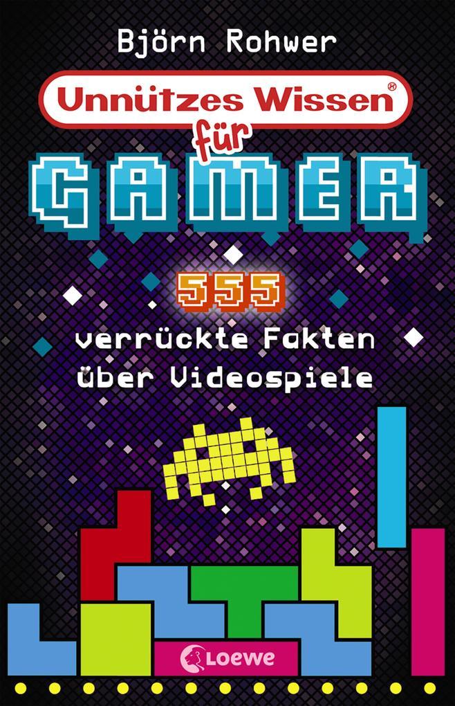 Unnützes Wissen für Gamer als eBook Download vo...