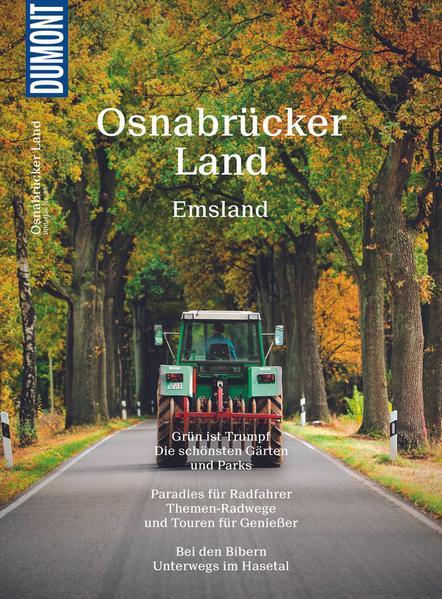 DuMont Bildatlas Osnabrücker Land als Buch von ...