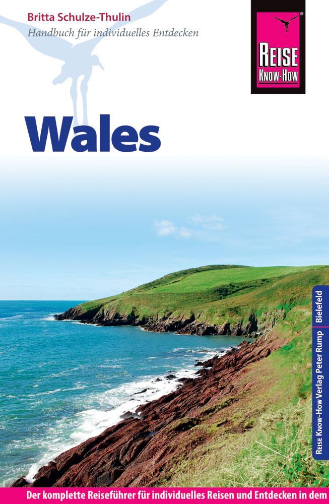 Reise Know-How Reiseführer Wales als Buch