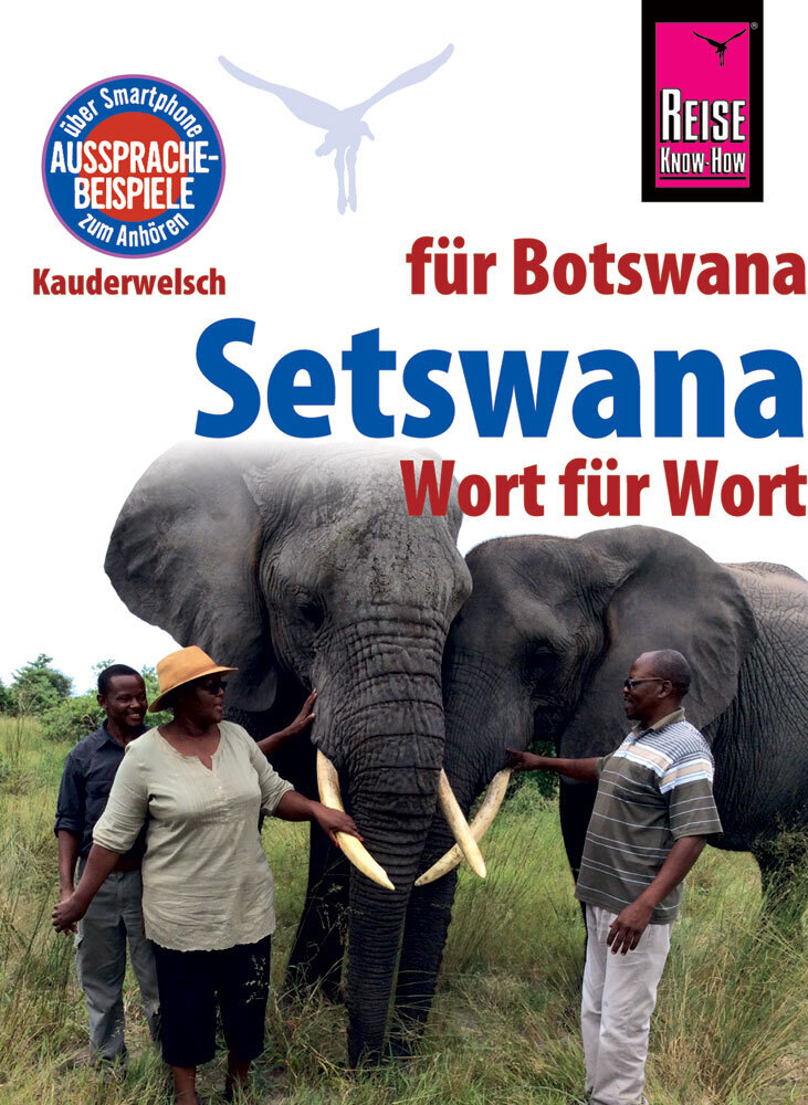 Reise Know-How Sprachführer Setswana - Wort für Wort (für Botswana) als Buch