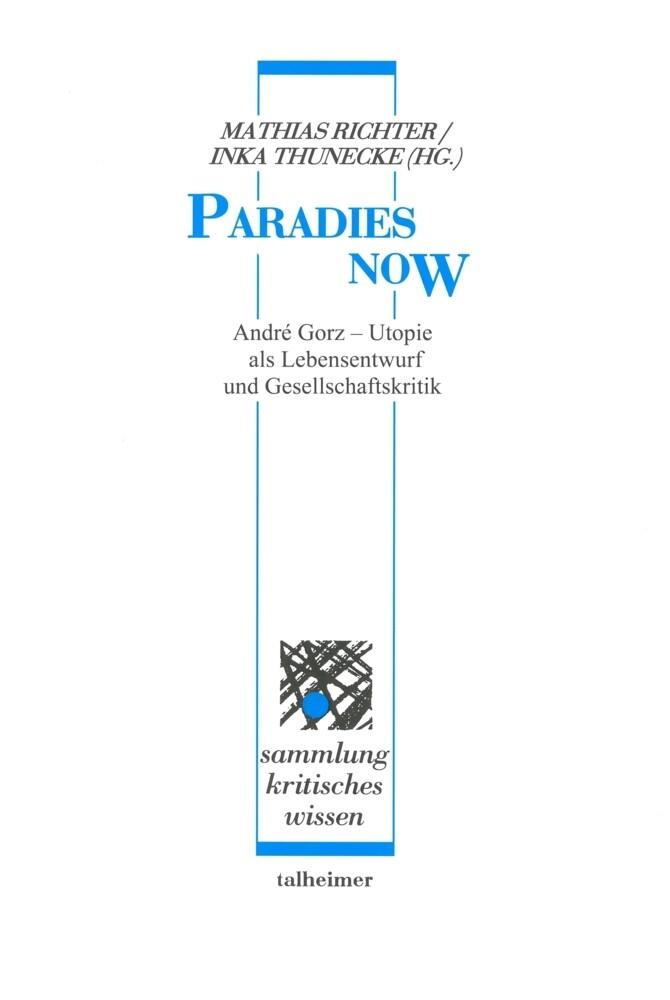 Paradies now als Buch von