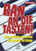Ran an die Tasten!, für Klavier/Keyboard. Bd.1