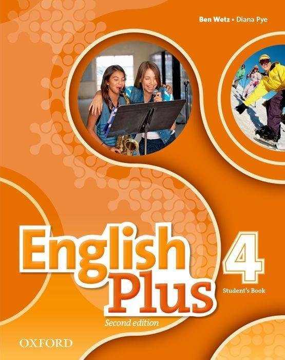 English Plus 4. Students Book als Buch von