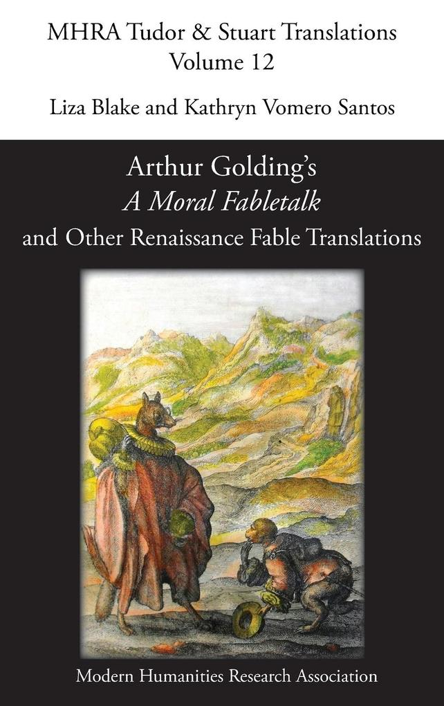 Arthur Golding´s ´A Moral Fabletalk´ and Other ...